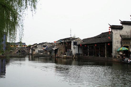 安昌 典型的江南水乡古镇