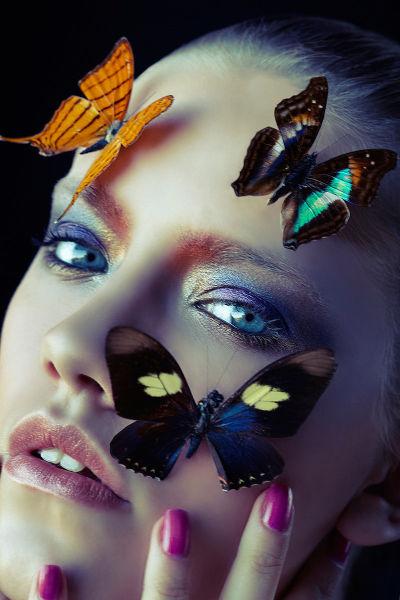 组图:在四季变换中发现属于你自己的彩妆