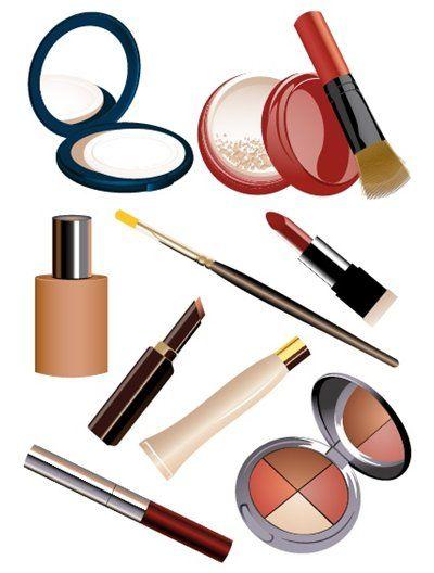 组图:女孩子该谨慎化妆工具是细菌的天堂
