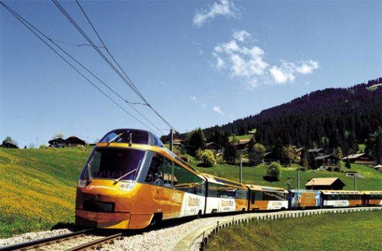 瑞士黄金列车