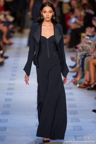 时尚博主解析中国模特为何要走时装周(附图)