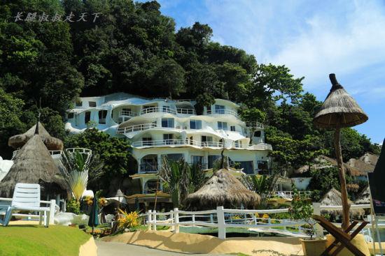 长滩岛酒店