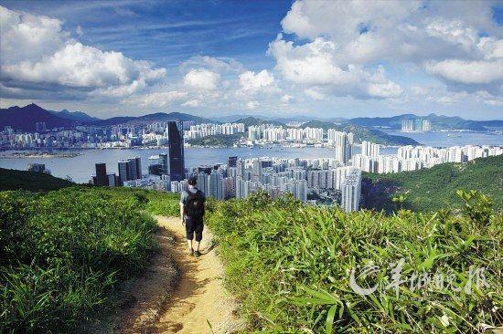 香港绝不仅仅是购物天堂,亦是徒步的好地方