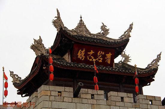 新浪旅游配图:简单纯朴贵州青岩古镇 图:luna熊猫爱旅行 的新浪博客