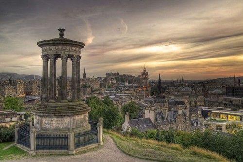 苏格兰风光