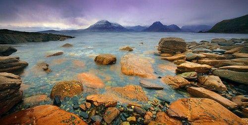 苏格兰海岸