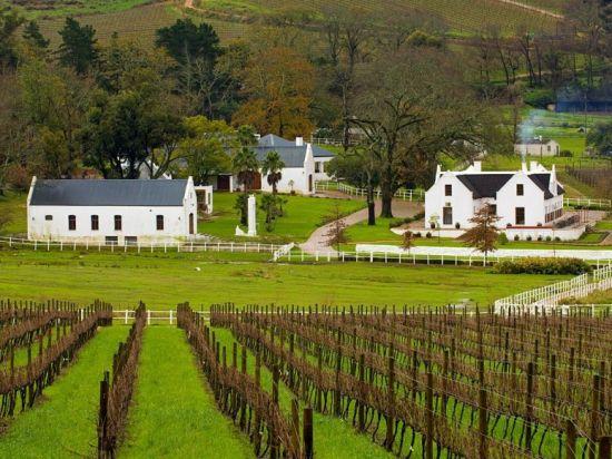 BANHOEK葡萄酒庄 斯泰伦博斯 南非