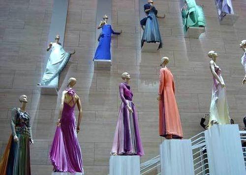 米兰时装展