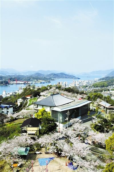 欣赏自然美的日本