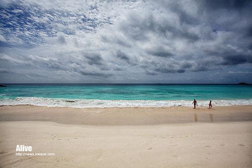 新浪旅游配图:拉迪格岛 摄影:iceque