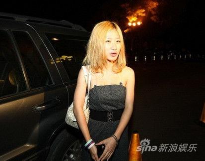 刘欢22岁爱女曝光