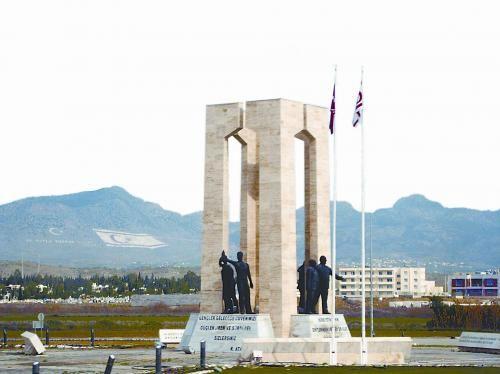 北塞浦路斯。