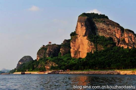 新浪旅游配图:龙虎山 摄影:口罩大叔