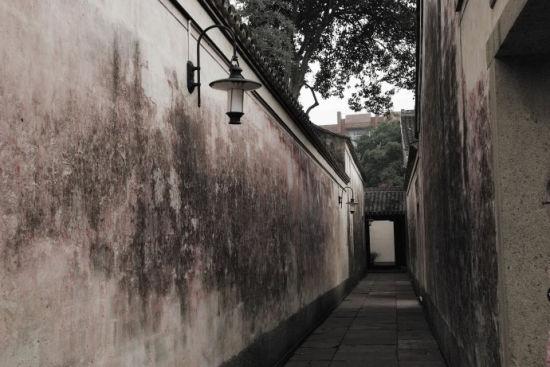 星罗棋布的小巷