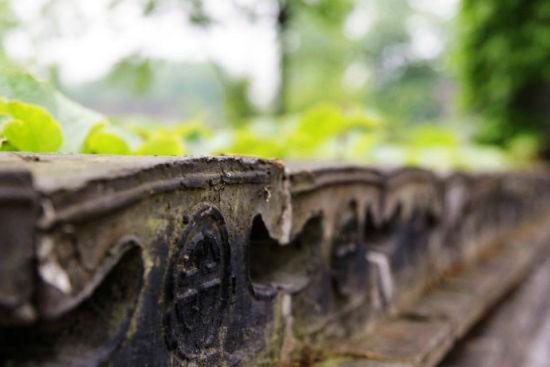 悠久历史的墙垣