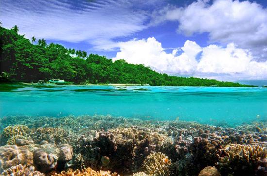 组图:景致迷人的美娜多 印尼群岛的沧海遗珠