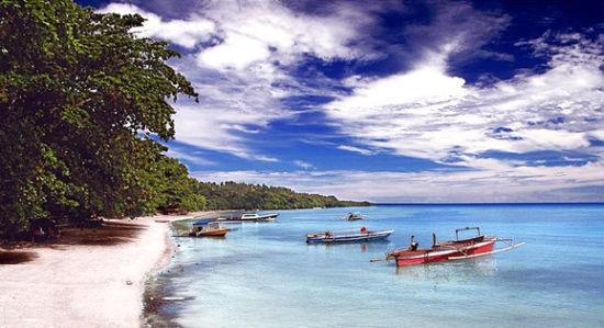 美娜多海岛