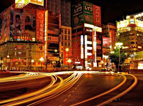 日本街头 550