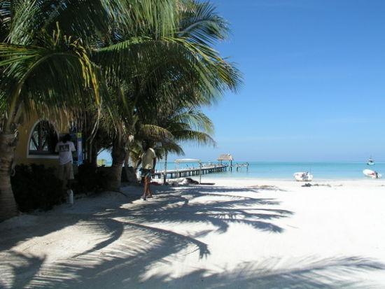 墨西哥海滩