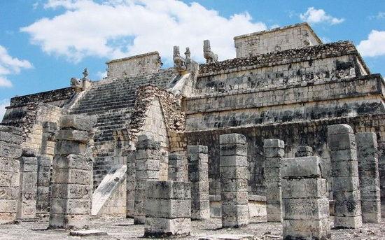 玛雅城邦遗址