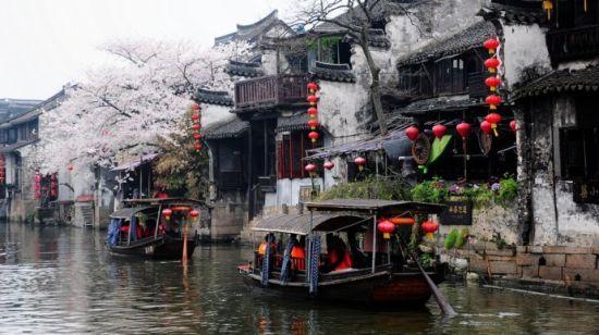 西塘古镇 摄影:黑米粒