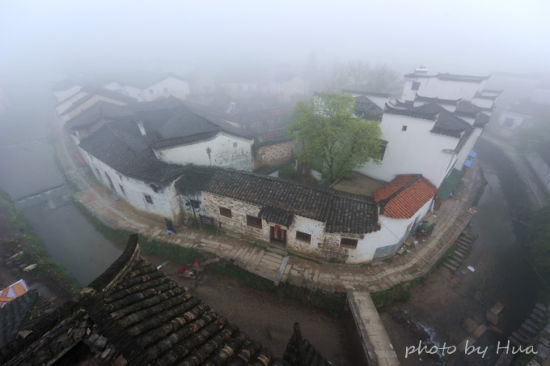 査济古村 摄影:华子de围脖