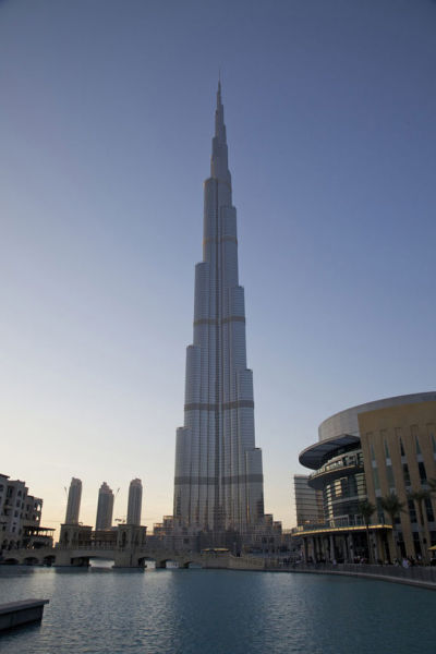 世界第一高楼