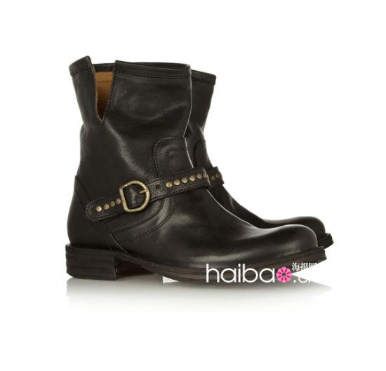 Fiorentini & Baker皮质及踝靴