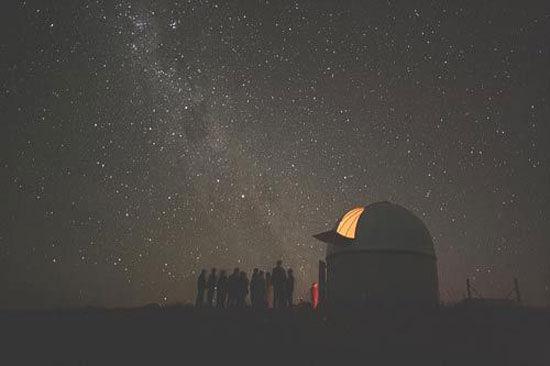 黑暗星空保护区