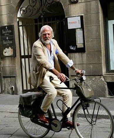 年华流逝气概不减老男人穿衣时髦搭配攻略