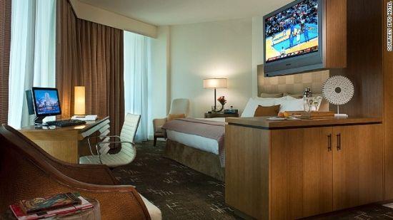 拉斯维加斯阿利亚赌场酒店
