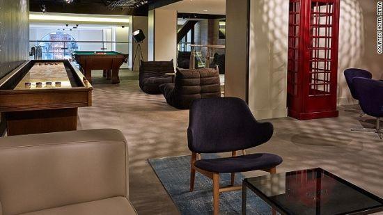 纽约Yotel酒店
