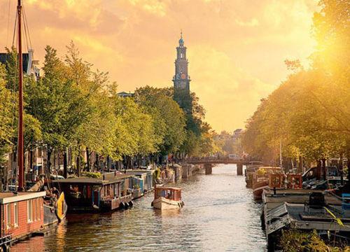 从阿姆斯特丹到海牙(组图)