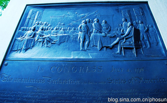 波士顿是美国独立战争的发源地,许多历史事件都和这里有关。