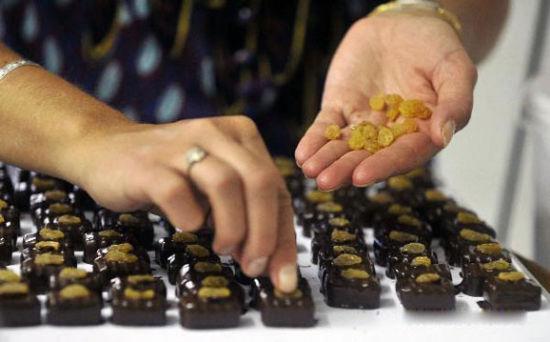 世界最好吃的黑巧克力