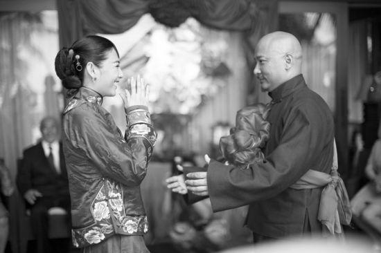 王全安张雨绮婚礼
