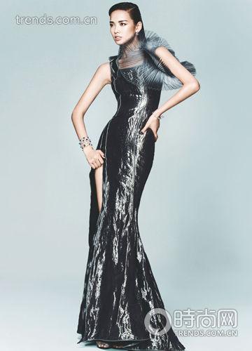 裙装派对着装新趋势将女性的美丽全都捕获