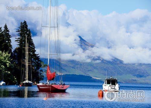 新西兰旅游