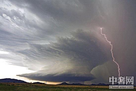 美国龙卷风走廊