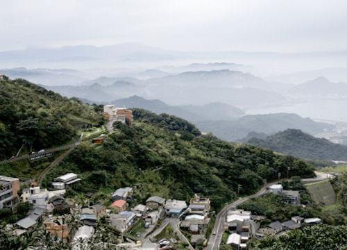 台湾魅力小镇