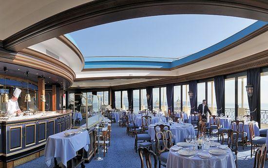 法国摩纳哥巴黎大饭店