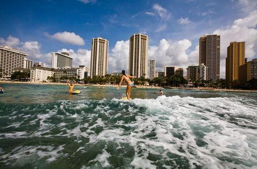 迷人夏威夷