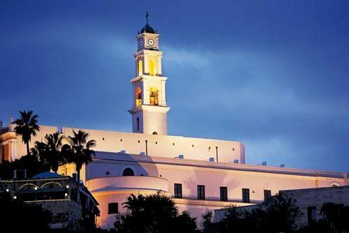 特拉维夫-雅法古城浓缩着以色列的魅力,历史与现代在这里水乳交融