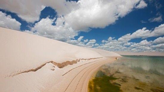 马拉赫塞斯沙漠