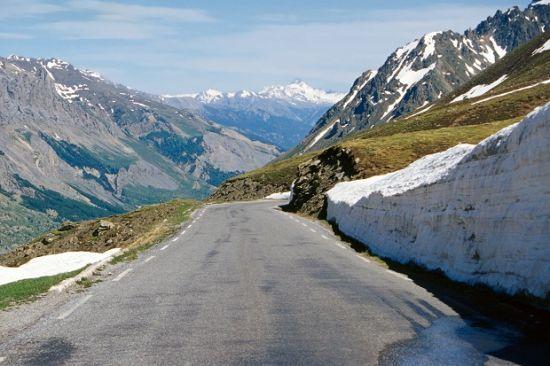 法国阿尔卑斯大道