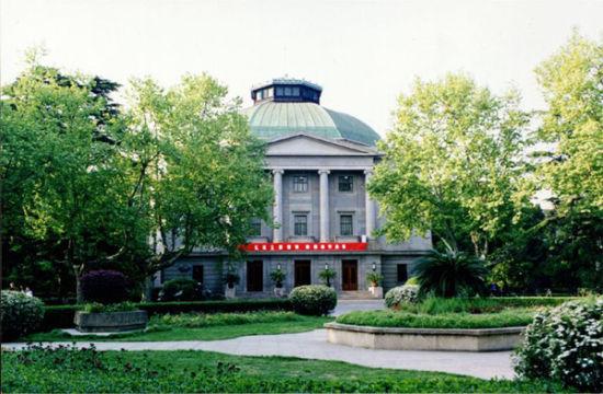 南京高校风景