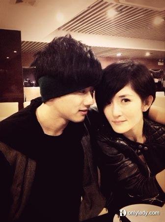 谢娜和张杰