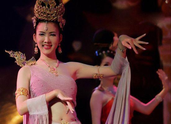 泰国人妖选美皇后