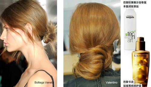 自创时髦编发法让你的发型不再散落蓬乱