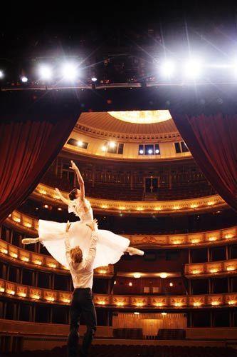 维也纳歌剧院国家歌剧院芭蕾舞团首席舞蹈员